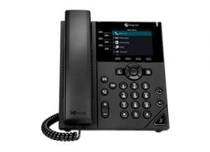 Polycom VVX 350 Business IP Desk Phone