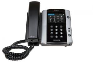 Polycom VVX 501 Business Media Phone