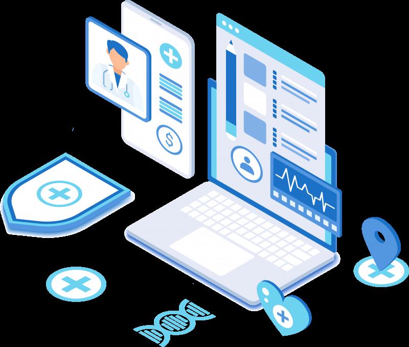 isometric health website